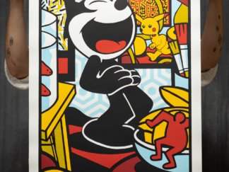 ART IS A JOKE – Speedy Graphito