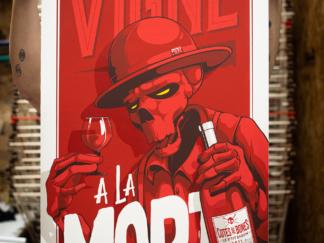 A LA VIGNE A LA MORT – Cannibal Letters